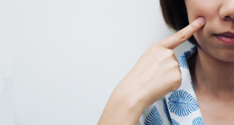 痘痘在臉部位置代表的身體警訊
